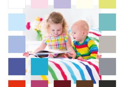 Panel couleurs